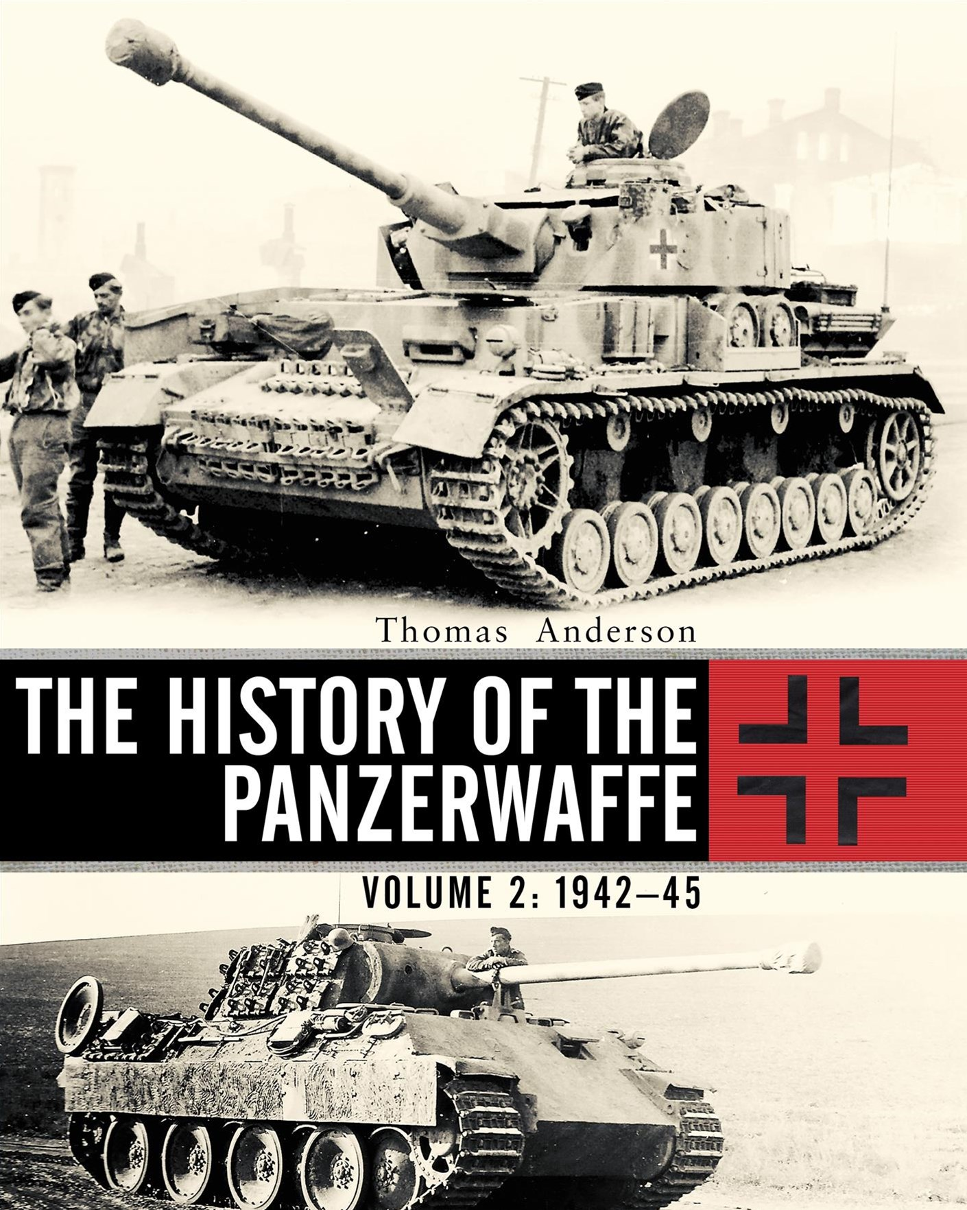 The History of the Panzerwaffe: 1943-45