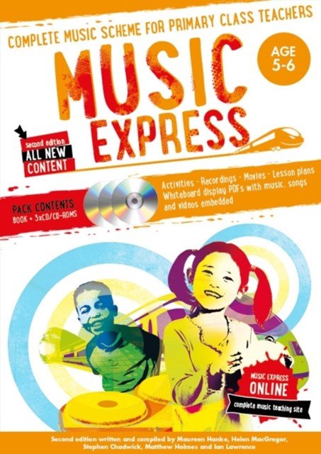 Music Express: Age 5-6