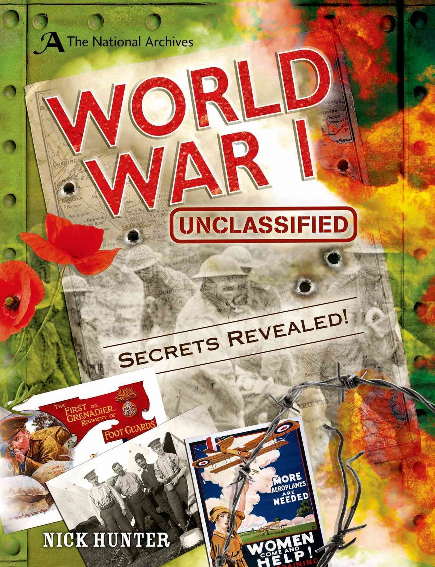 National Archives: World War I Unclassified