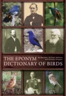 Eponym Dictionary of Birds