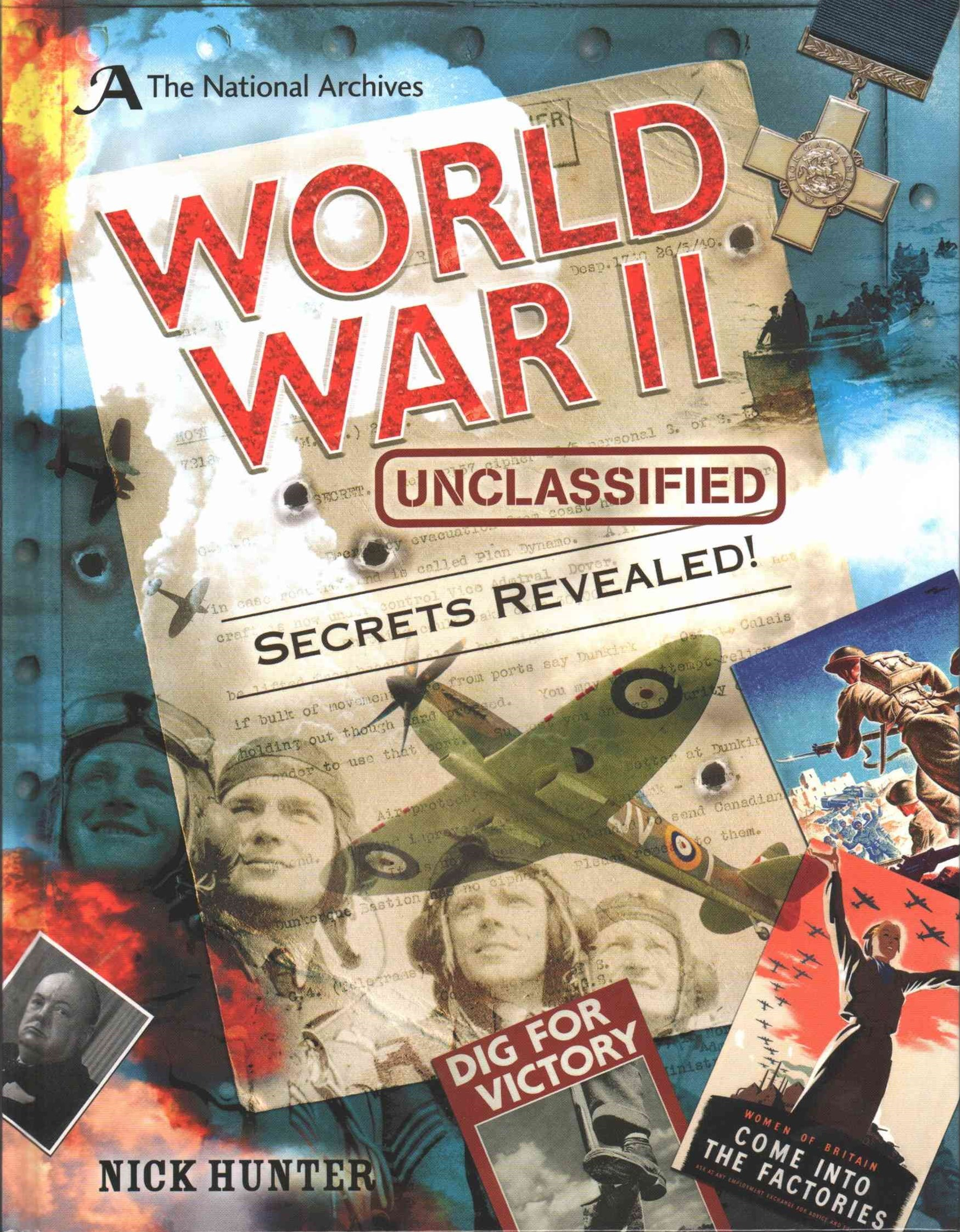 National Archives: World War II Unclassified