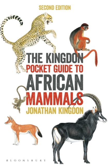 (ebook) Kingdon Pocket Guide to African Mammals