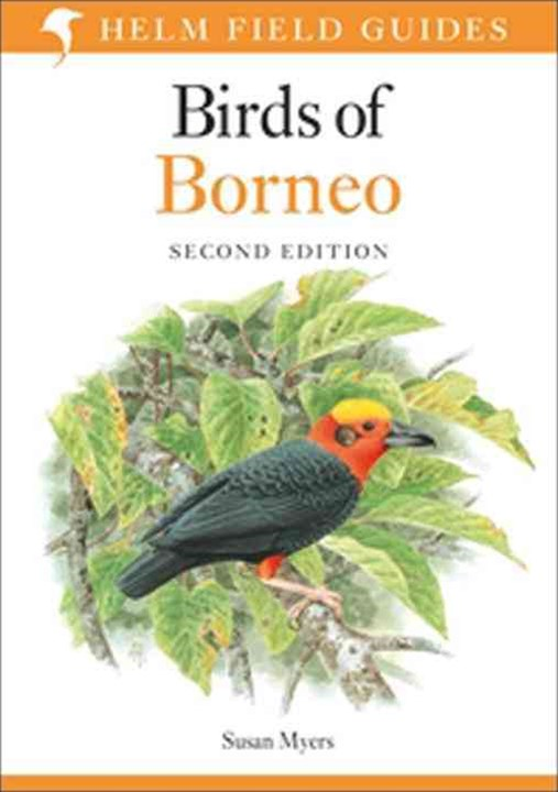 Field Guide to the Birds of Borneo