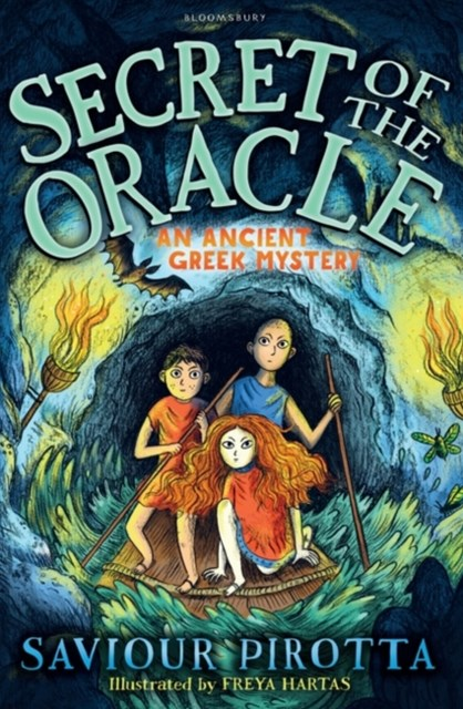 (ebook) Secret of the Oracle: An Ancient Greek Mystery