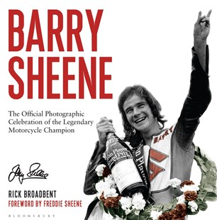 Barry Sheene by Rick Broadbent (9781472944580) - HardCover - Biographies Sports