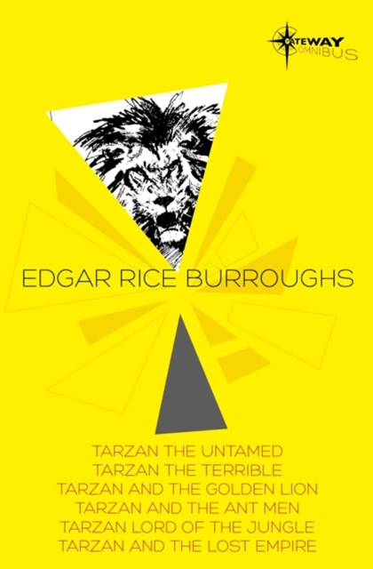 (ebook) Tarzan the Untamed and Other Tales
