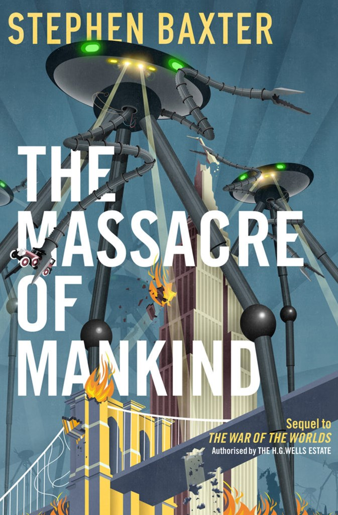 The Massacre of Mankind (Book 2, The War of the Worlds)