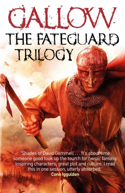 Gallow: The Fateguard Trilogy eBook Collection