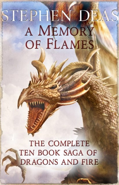 (ebook) A Memory of Flames Complete eBook Collection