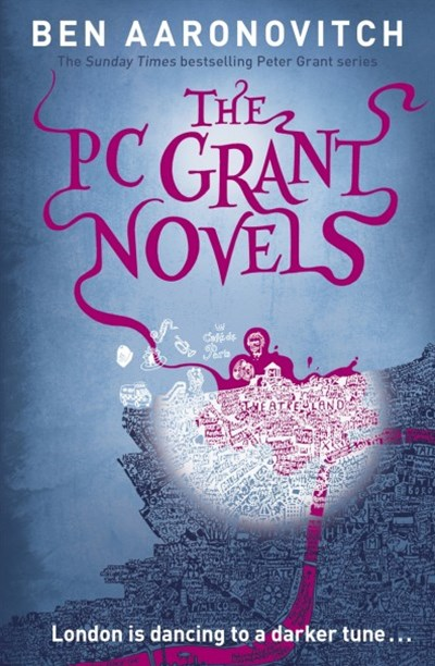 The PC Grant Novels