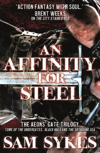 (ebook) An Affinity for Steel