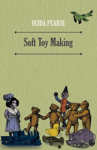 (ebook) Soft Toy Making