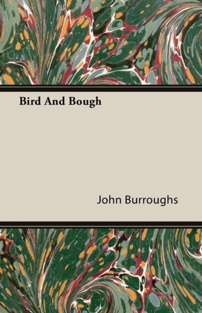 (ebook) Bird And Bough