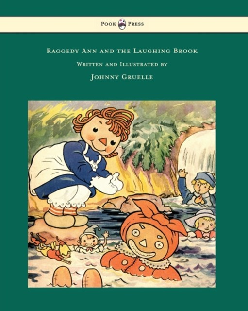 (ebook) Raggedy Ann and the Laughing Brook - Illustrated by Johnny Gruelle