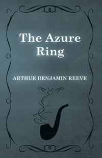 (ebook) Azure Ring - Crime Mystery & Thriller