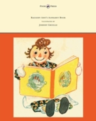 (ebook) Raggedy Ann's Alphabet Book - Written and Illustrated by Johnny Gruelle