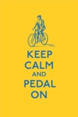 (ebook) Keep Calm and Pedal On