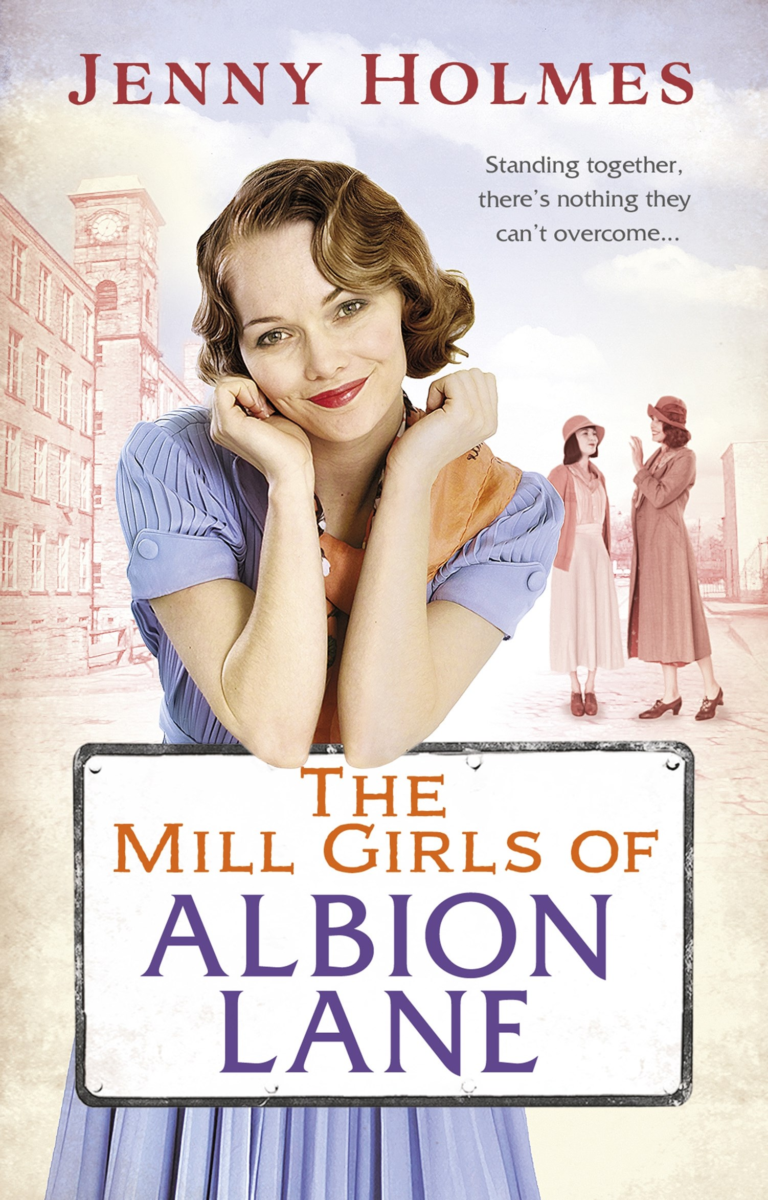 Mill Girls of Albion Lane