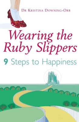 Wearing The Ruby Slippers