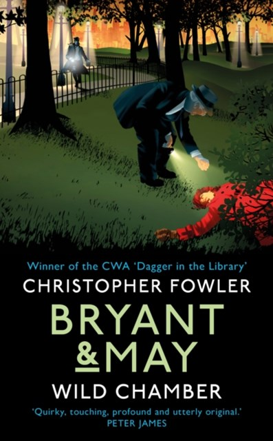 (ebook) Bryant & May - Wild Chamber