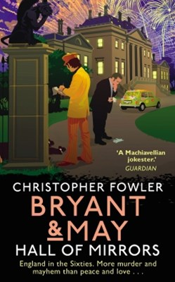 (ebook) Bryant & May – Hall of Mirrors