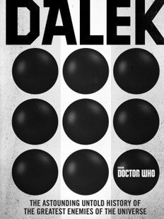 (ebook) Doctor Who: Dalek - Modern & Contemporary Fiction General Fiction