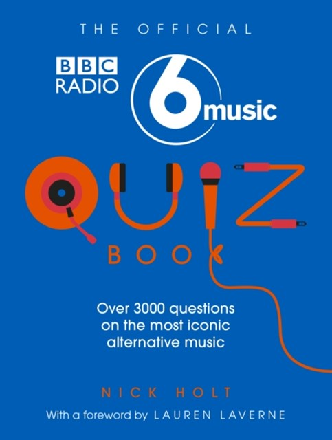 (ebook) The Official Radio 6 Music Quiz Book