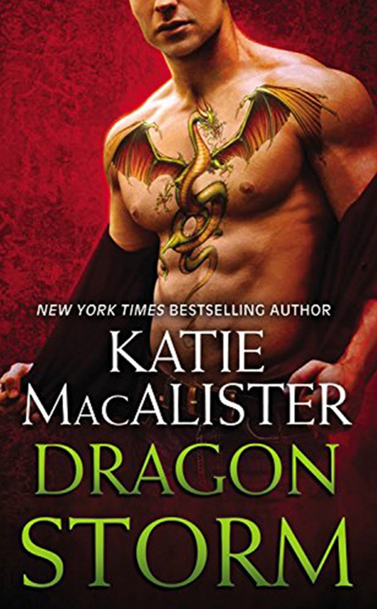 Dragon Storm (Dragon Fall Book Two)