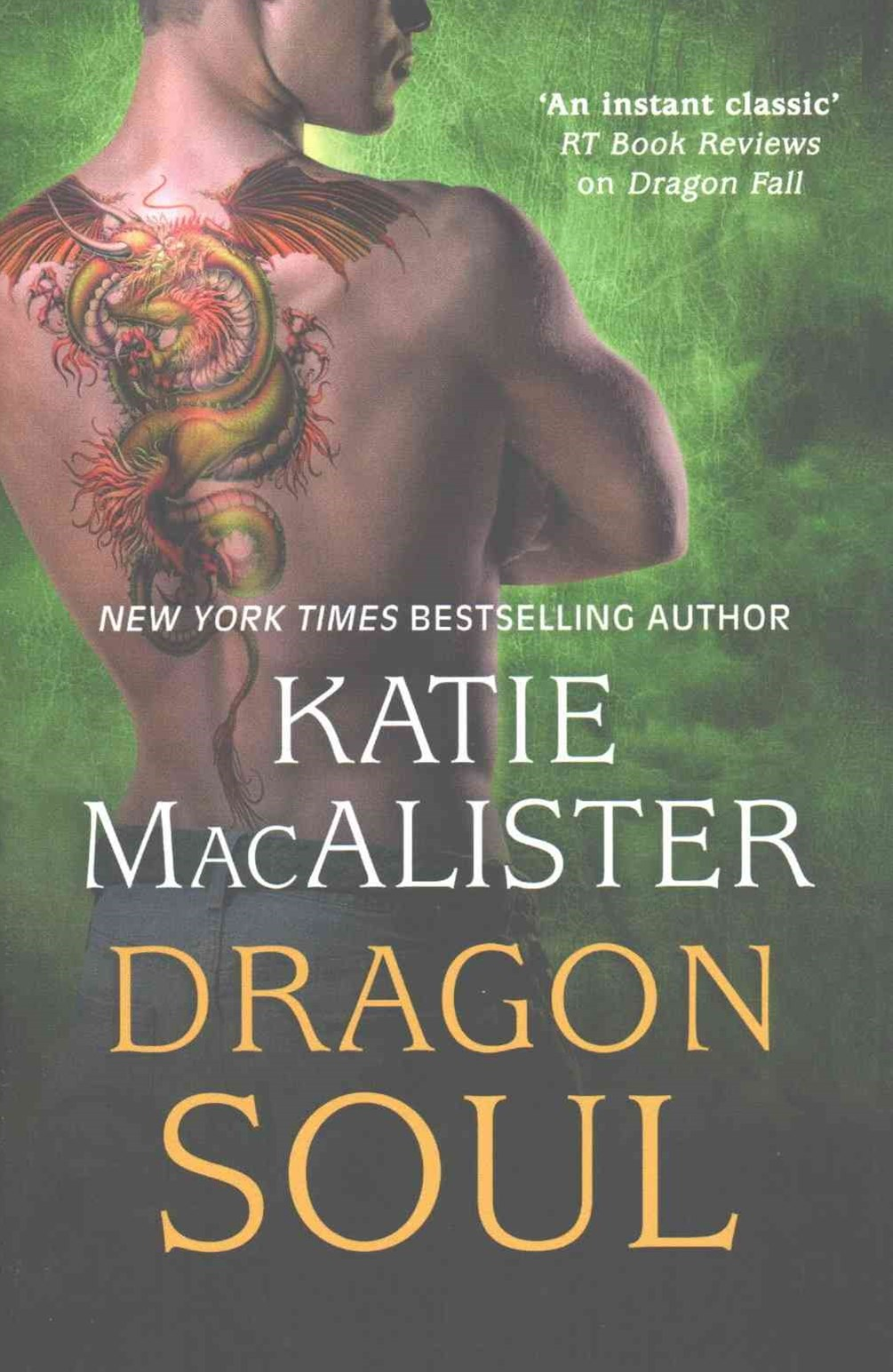 Dragon Soul (Dragon Fall Book Three)
