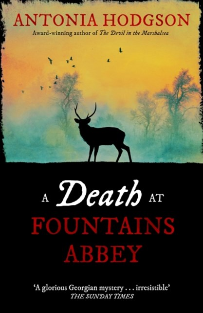 Death at Fountains Abbey