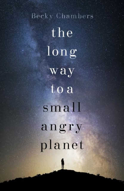 (ebook) The Long Way to a Small, Angry Planet
