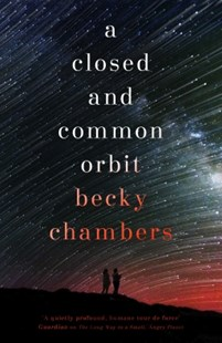 (ebook) A Closed and Common Orbit - Adventure Fiction