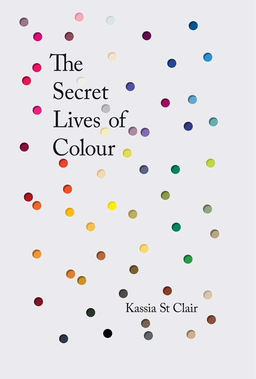 Secret Lives of Colour: RADIO 4's BOOK OF THE WEEK