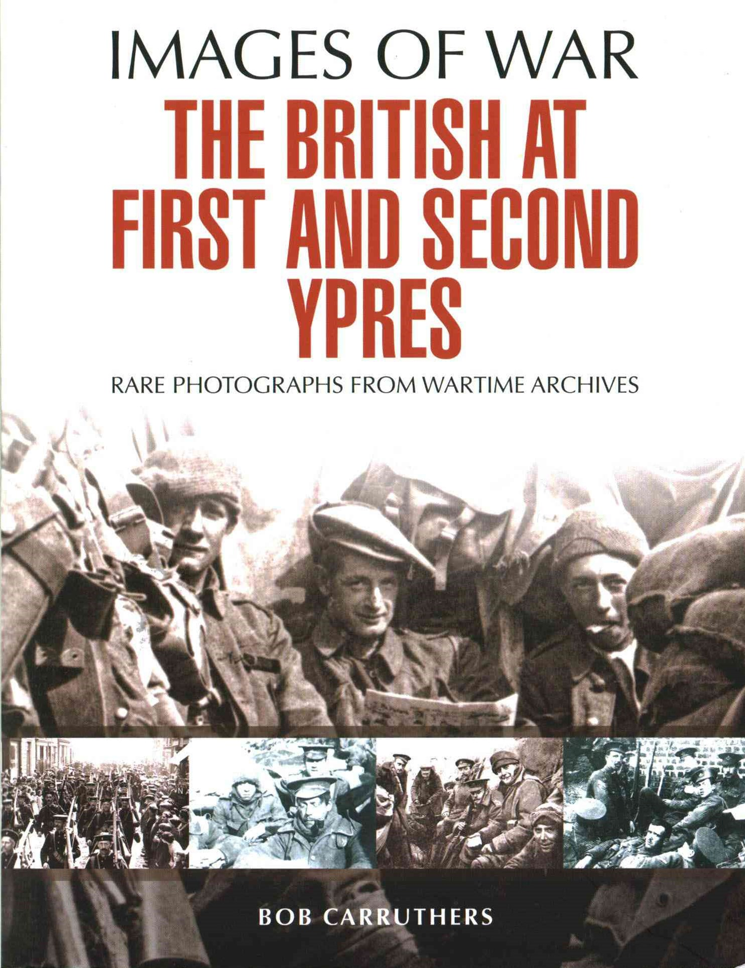 British at First and Second Ypres 1914 - 1915