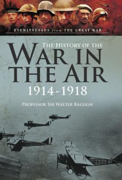 (ebook) History of The War in the Air 1914- 1918