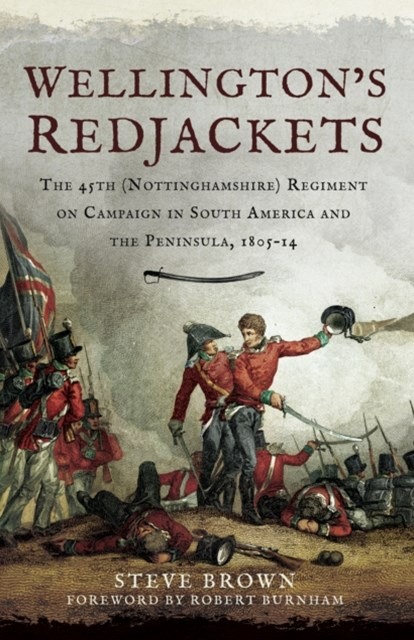 Wellington's Redjackets
