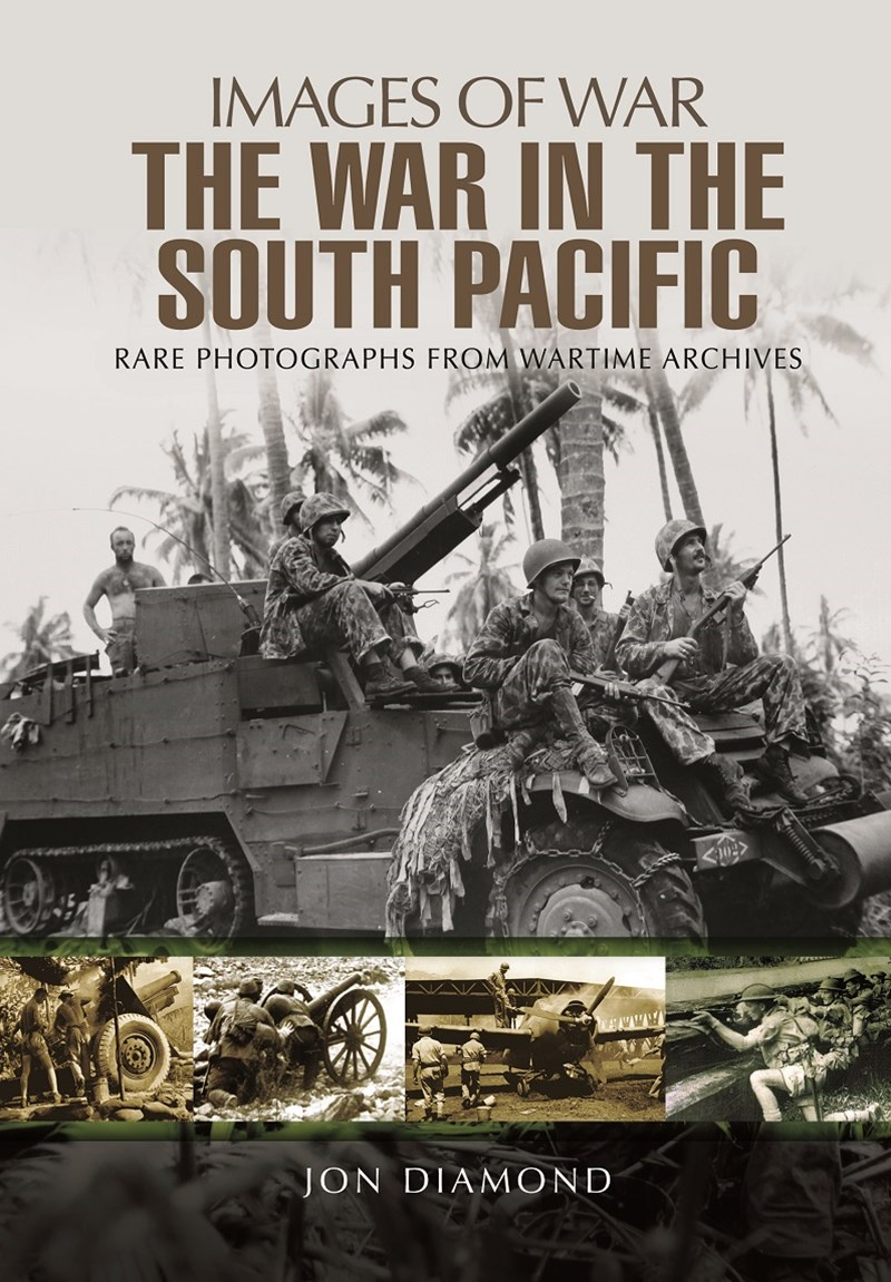 War in South Pacific