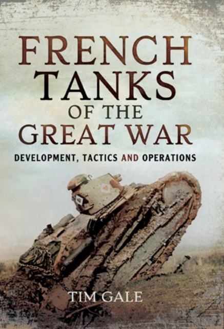 (ebook) French Tanks of the Great War