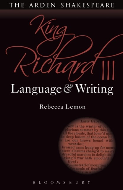 (ebook) King Richard III: Language and Writing