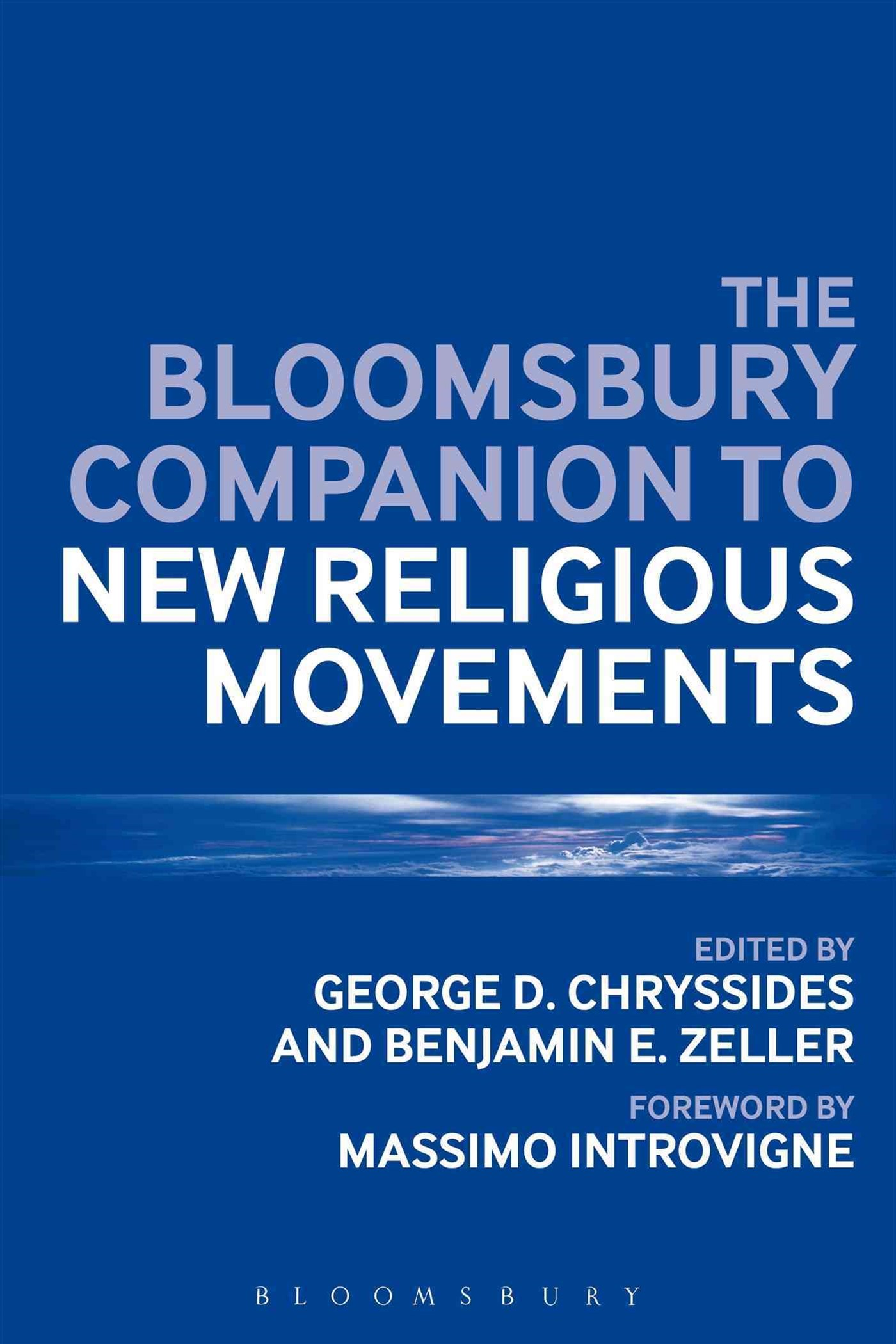 Bloomsbury Companion to New Religious Movements
