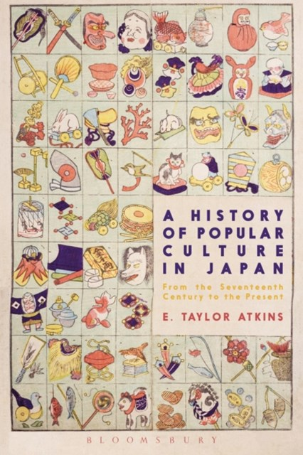 History of Popular Culture in Japan