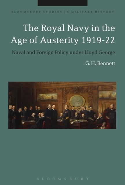 (ebook) Royal Navy in the Age of Austerity 1919-22