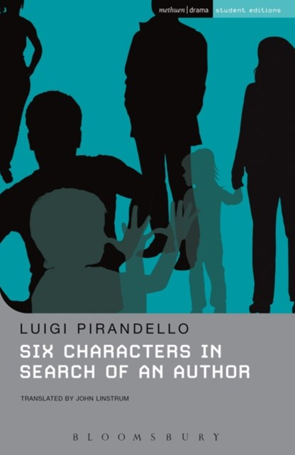 an examination of six characters in search of an author by luigi pirandello Presented in elegant and captivating prose, jennifer lorch's pirandello: six characters in search of an author is an engaging read filling a void in the rich literature on pirandello, lorch's book is an excellent reference with accurate and up-to-date information on the play's productions.
