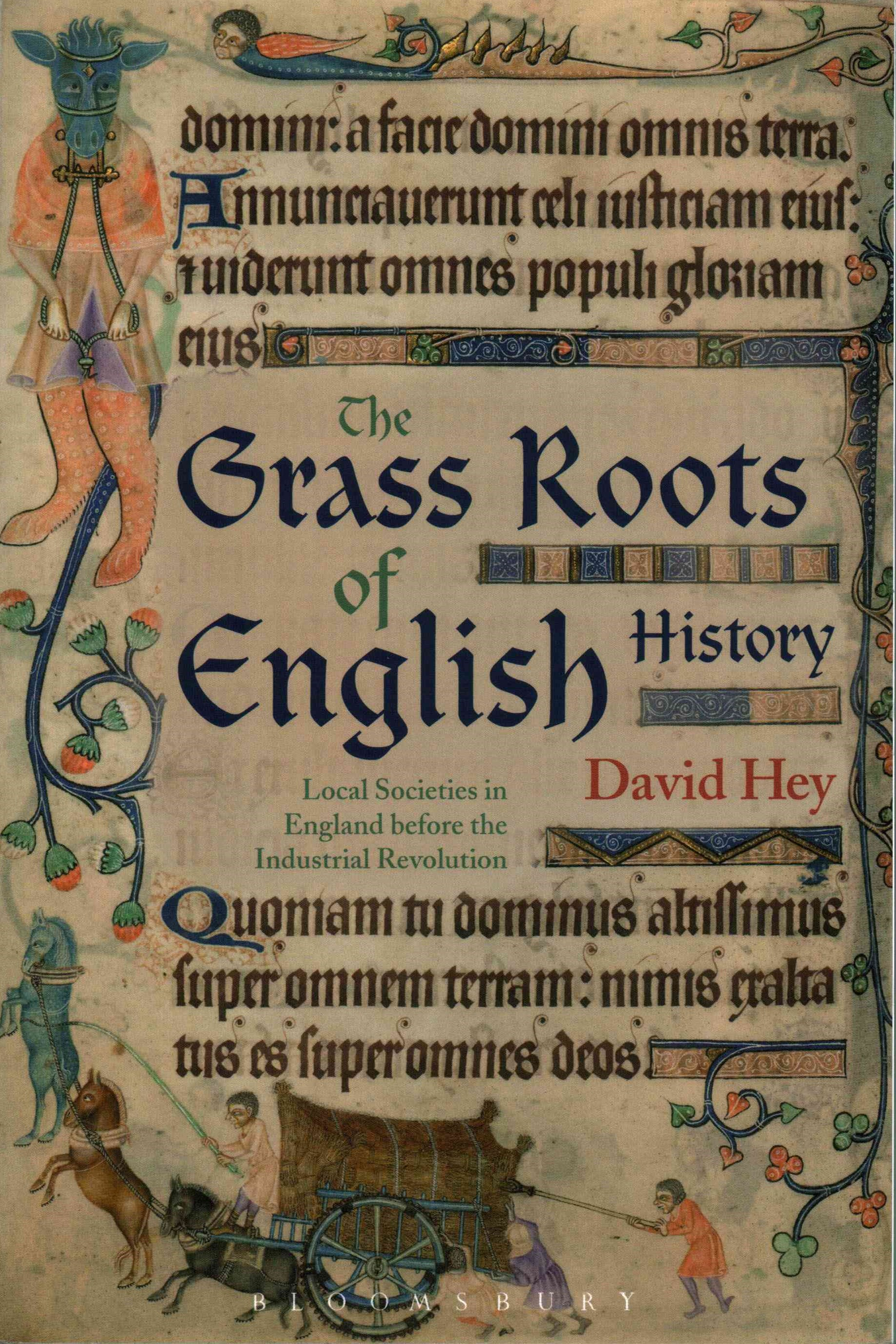 Grass Roots of English History
