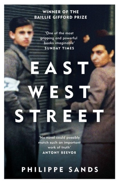 (ebook) East West Street