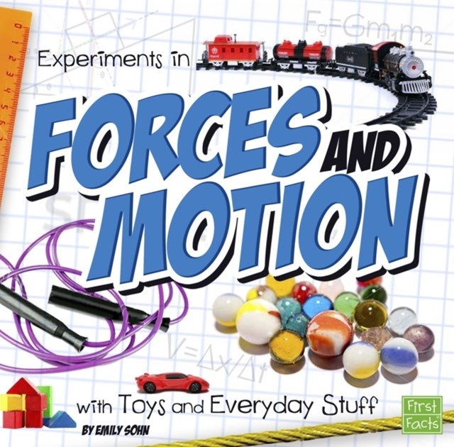 (ebook) Experiments in Forces and Motion with Toys and Everyday Stuff
