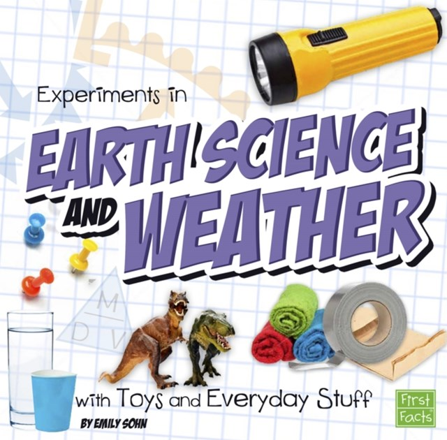 (ebook) Experiments in Earth Science and Weather with Toys and Everyday Stuff
