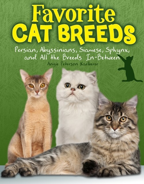 (ebook) Favourite Cat Breeds