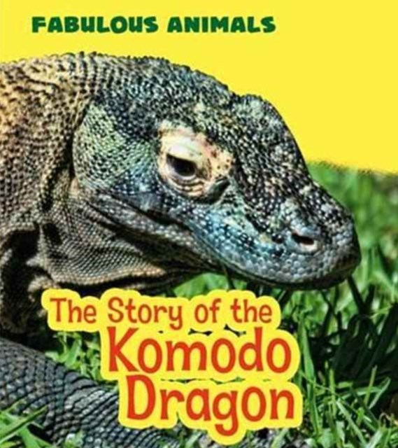 Story of the Komodo Dragon