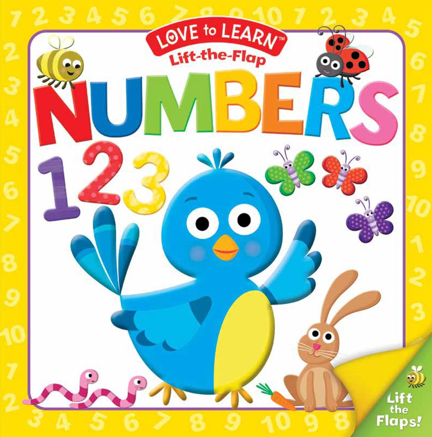 Lift-the-flap Numbers 123